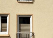Fenster Geländer