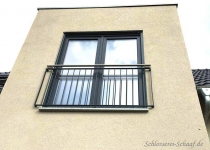 Fenster Geländer- Schlosserei Schaaf