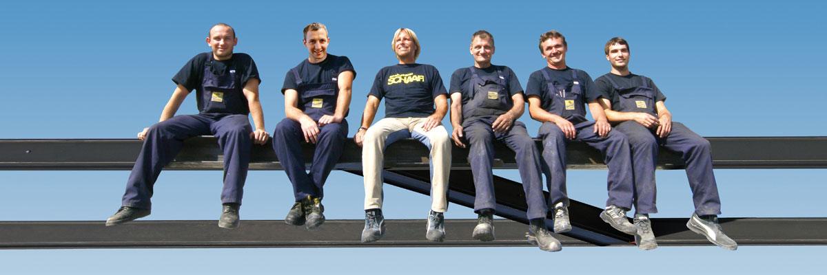 Schlosserei Schaaf - Mitarbeiter