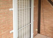 Gittertüren, feuerverzinkt und pulverbeschichtet