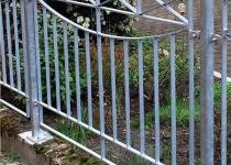 Geländer Stahl feuerverzinkt- Schlosserei Schaaf