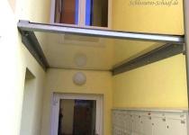 Überdachung - Schlosserei Schaaf
