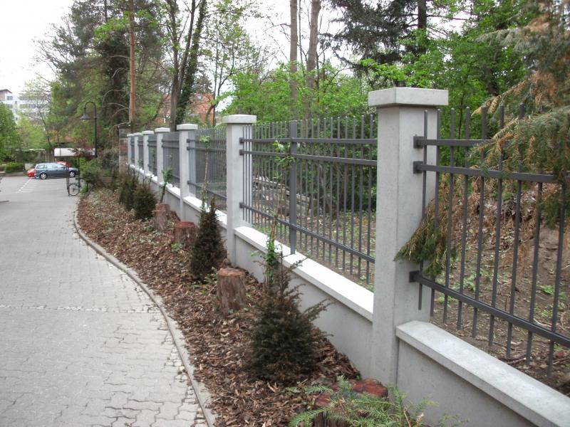 Zaunanlage - Schlosserei Schaaf