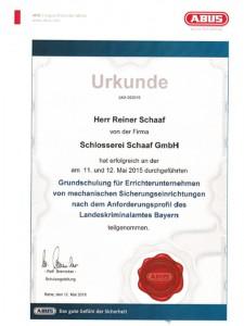 urkunde_rainer_schaaf